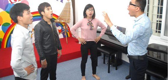 Học hát karaoke tại Hà Nội | Học hát karaoke ở đâu Hà Nội