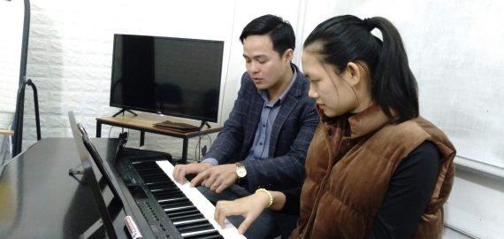 Khóa dạy đàn Piano