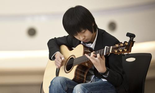 Khóa dạy học Guitar
